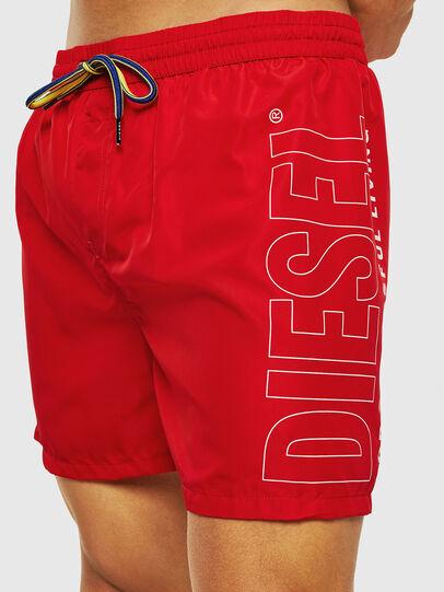Diesel - BMBX-WAVE 2.017, Red - Swim shorts - Image 3