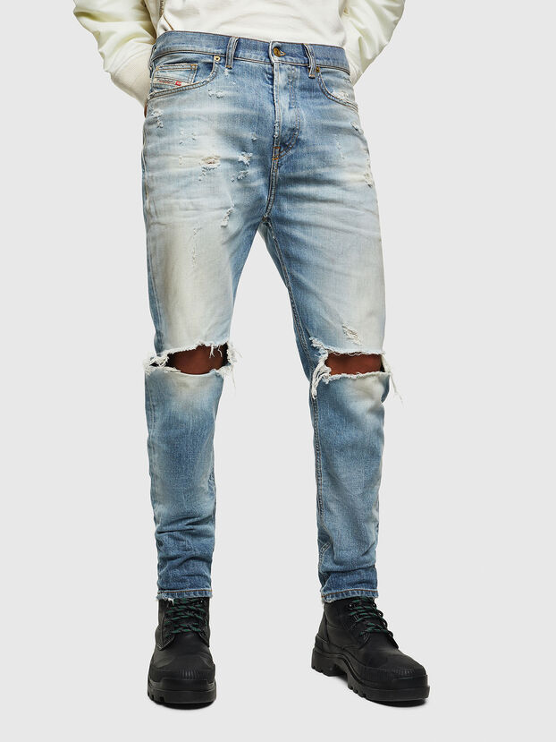 D-Vider 0097J, Light Blue - Jeans