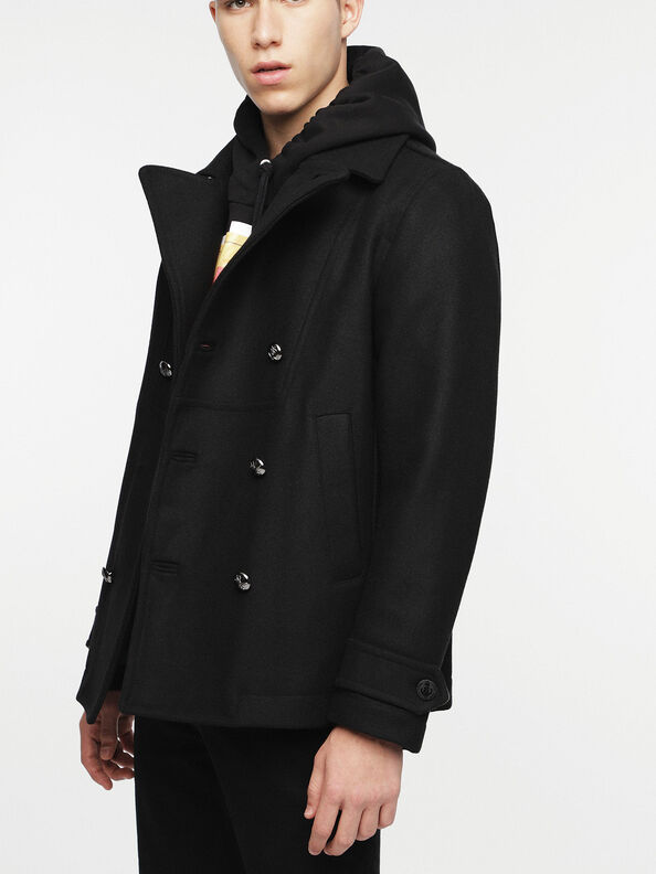 W-BANFI, Black - Winter Jackets