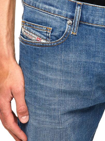 Diesel - D-Luster 009ZR, Light Blue - Jeans - Image 3