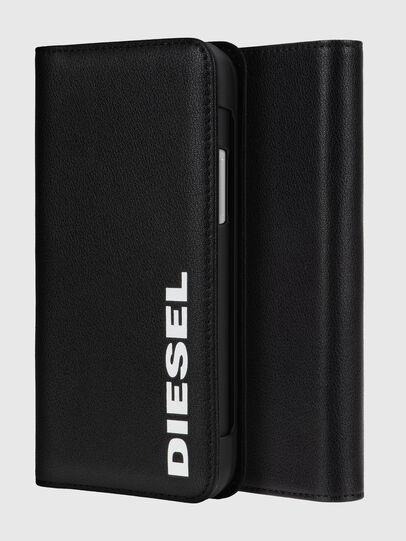 Diesel - DIPH-037-BKLVL, Black - Flip covers - Image 1