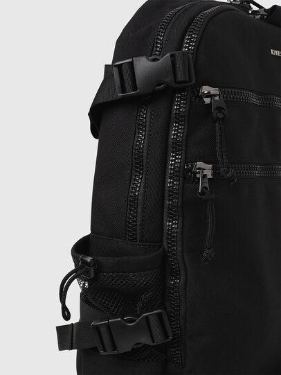 Diesel - F- URBHANITY BACK, Black - Backpacks - Image 4