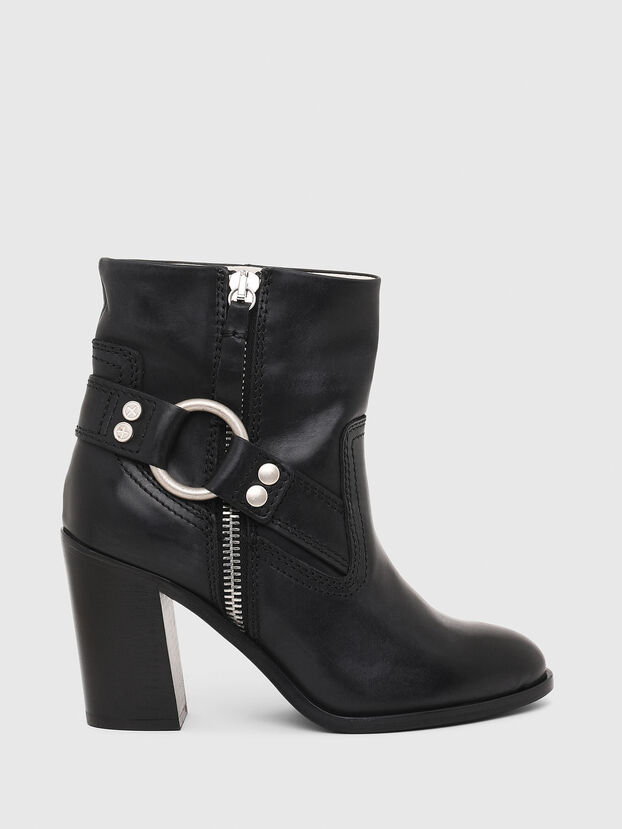 D-FLAMINGO ABZ,  - Ankle Boots