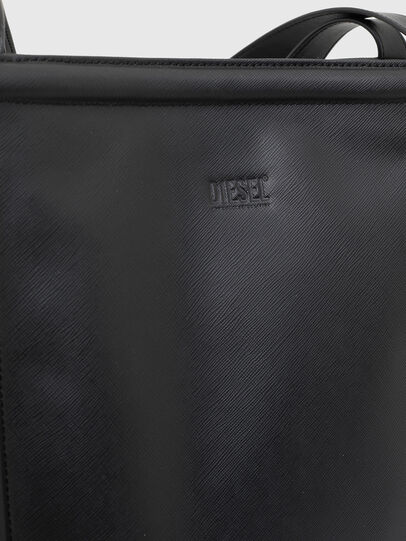 Diesel - ORNY, Black - Shopping and Shoulder Bags - Image 7