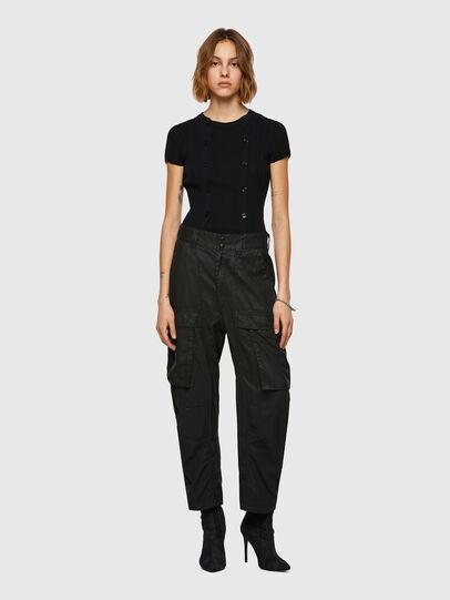 Diesel - D-Emma 069WX, Black/Dark grey - Jeans - Image 5