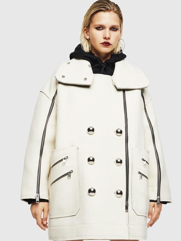 W-UDAMYS, White - Winter Jackets