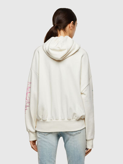 Diesel - F-MAGDALENA-A2, White - Sweaters - Image 2