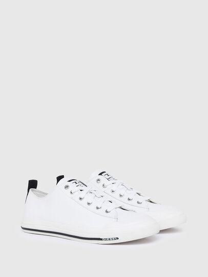 Diesel - S-ASTICO LOW CUT, White - Sneakers - Image 2