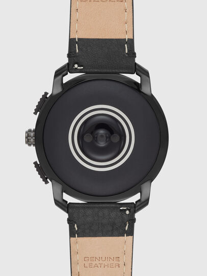 Diesel - DT2016, Black/Bronze - Smartwatches - Image 4