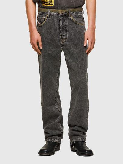 Diesel - DxD-P2 0CBBH, Black/Dark grey - Jeans - Image 2