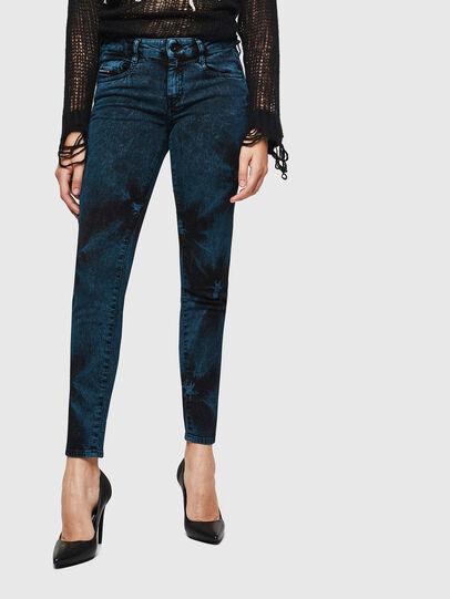 Diesel - D-Ollies JoggJeans 084AF, Black/Dark grey - Jeans - Image 1