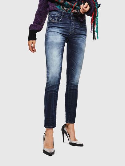 Diesel - D-Ollies JoggJeans 069IE, Dark Blue - Jeans - Image 1