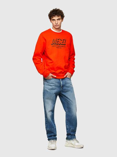 Diesel - D-Macs 009PI, Medium blue - Jeans - Image 5