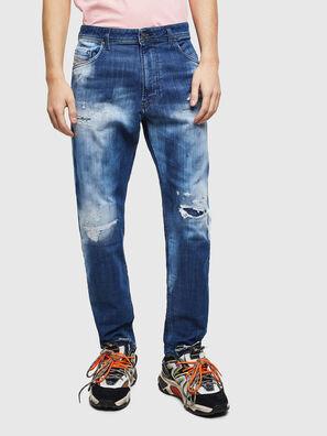 Narrot JoggJeans 0099S, Dark Blue - Jeans