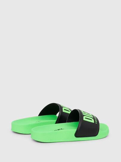 Diesel - SA-MAYEMI CH, Green/Black - Footwear - Image 3