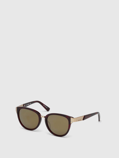 Diesel - DL0234, Brown - Sunglasses - Image 4