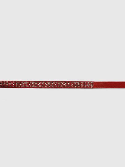 Diesel - B-MINISTUD, Red - Belts - Image 3