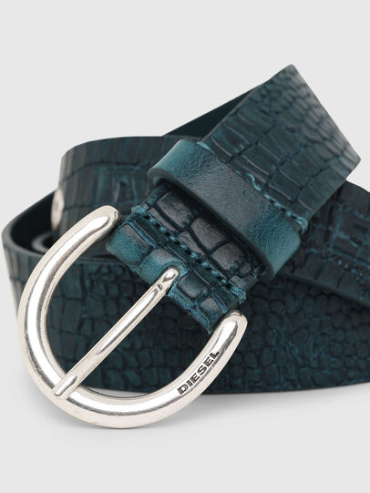 Diesel - B-CRICO, Light Blue - Belts - Image 2