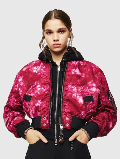 Diesel - G-IKAS, Pink - Jackets - Image 1
