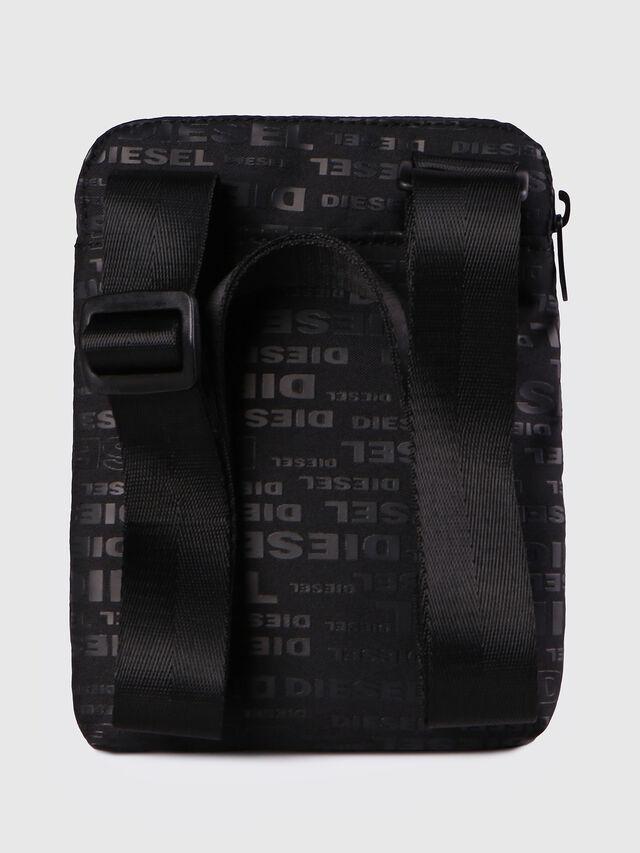 Diesel - F-DISCOVER SMALLCROS, Black - Crossbody Bags - Image 2