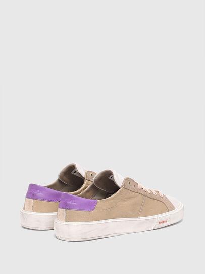 Diesel - S-MYDORI LC W, Beige - Sneakers - Image 3