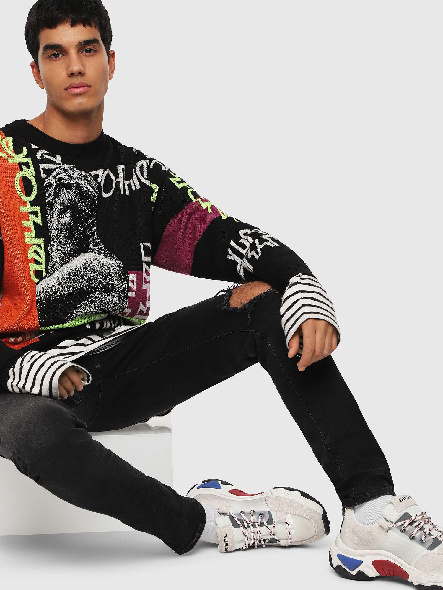 S-KIPPER LOW LACE Men: Low top sneakers