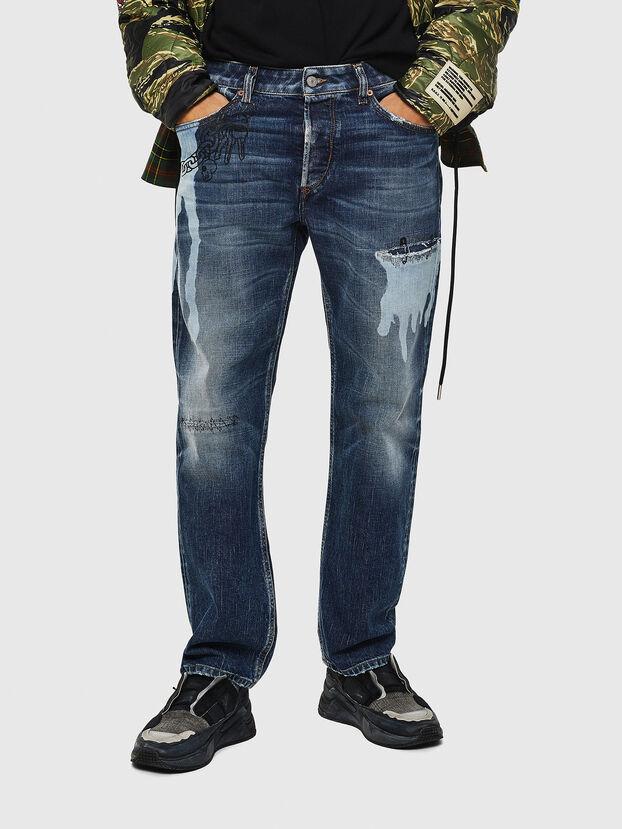 D-Kodeck 0091P, Medium blue - Jeans