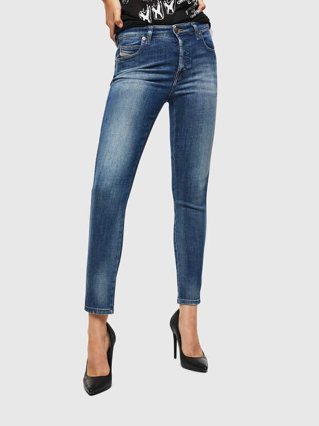 Babhila 0098Z, Medium blue - Jeans