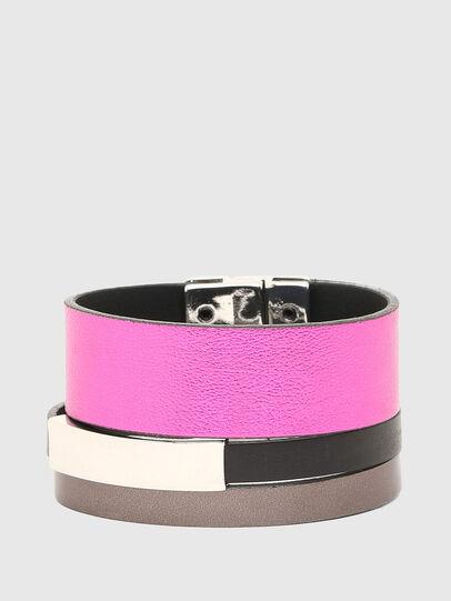 Diesel - A-TRIROUND, Pink - Bijoux and Gadgets - Image 2