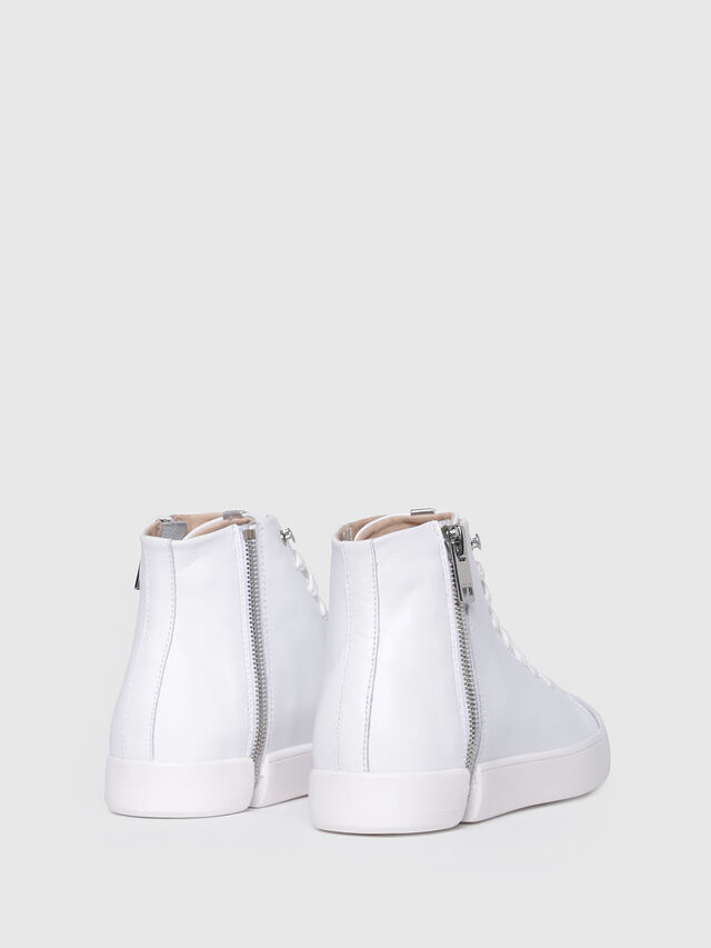 Diesel S-NENTISH MC W, White - Sneakers - Image 3