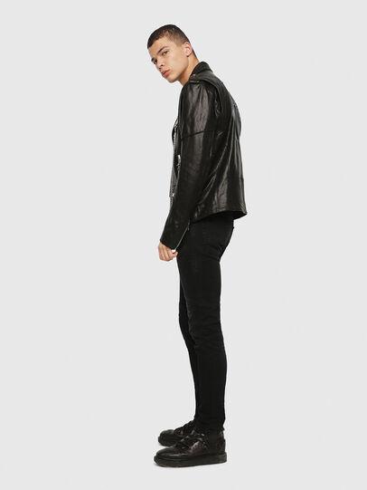 Diesel - SE-LEANDRO,  - Leather jackets - Image 6