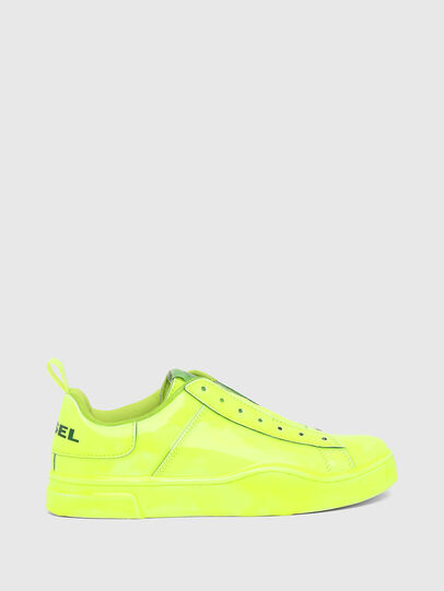 Diesel - S-CLEVER SO W, Yellow - Sneakers - Image 1