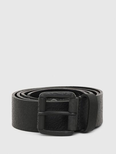 Diesel - B-UNDERSTUD, Black - Belts - Image 1