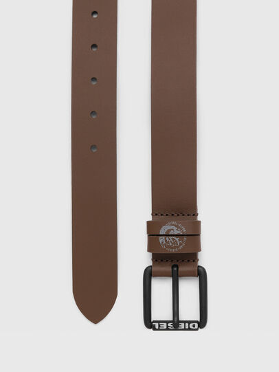 Diesel - B-LAMON, Brown - Belts - Image 4