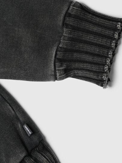 Diesel - SBAYZJ, Black - Sweaters - Image 3