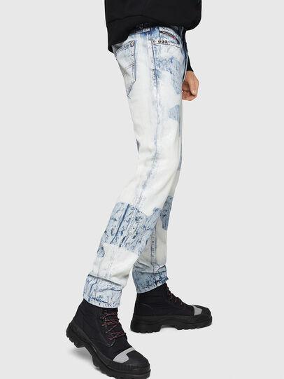 Diesel - Mharky 0890P, Light Blue - Jeans - Image 6