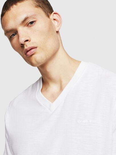 Diesel - T-RANIS, White - T-Shirts - Image 3