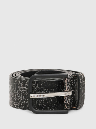 Diesel - B-REAL, Black - Belts - Image 1