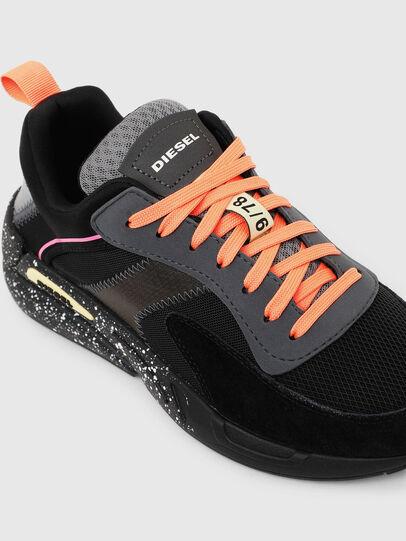 Diesel - S-SERENDIPITY LOW W, Black - Sneakers - Image 5