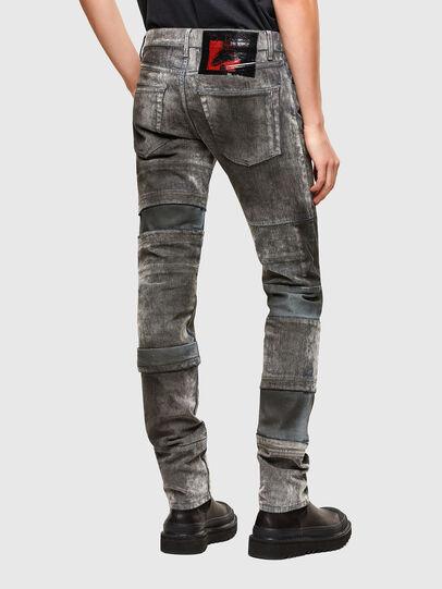 Diesel - TYPE-2020, Dark grey - Jeans - Image 2