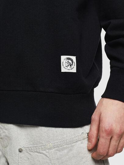 Diesel - S-GIRK-WORK, Black - Sweaters - Image 5