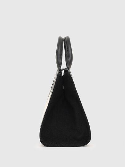 Diesel - SANBONNY SPF, Black/White - Satchels and Handbags - Image 3