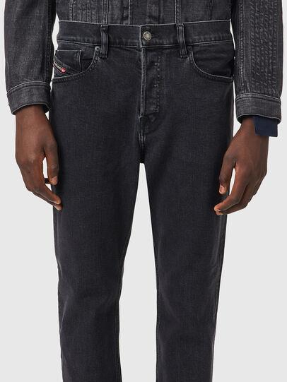 Diesel - D-Fining 09A14, Black/Dark grey - Jeans - Image 3