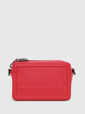 ROSA', Fire Red - Crossbody Bags