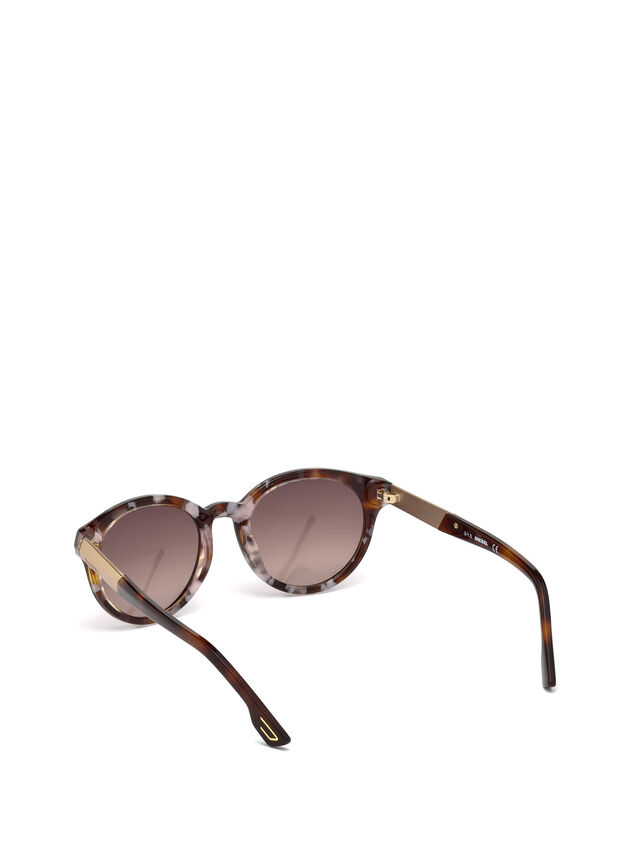 Diesel - DM0186, Brown - Sunglasses - Image 3