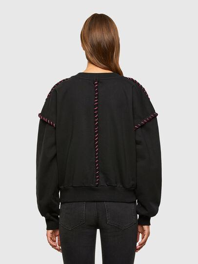 Diesel - F-TWISTER, Black - Sweaters - Image 2