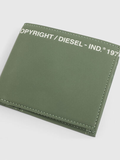 Diesel - HIRESH S, Green - Small Wallets - Image 4
