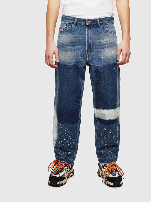 D-Franky 009CB, Medium blue - Jeans