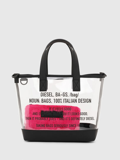 Diesel - PUMPKIE, White - Shopping and Shoulder Bags - Image 2