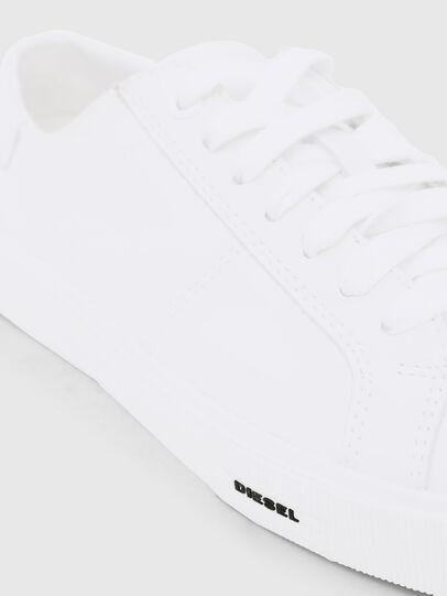 Diesel - S-MYDORI LC W, White - Sneakers - Image 4